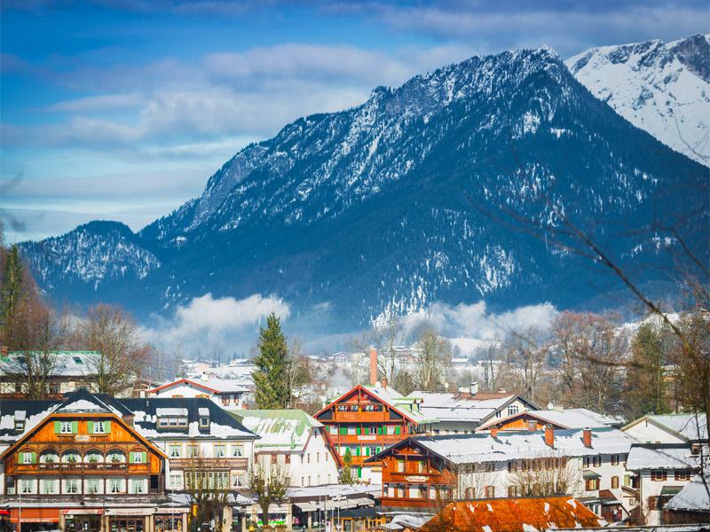 Ferienwohnung Haus Dichtlerlehen im Winter