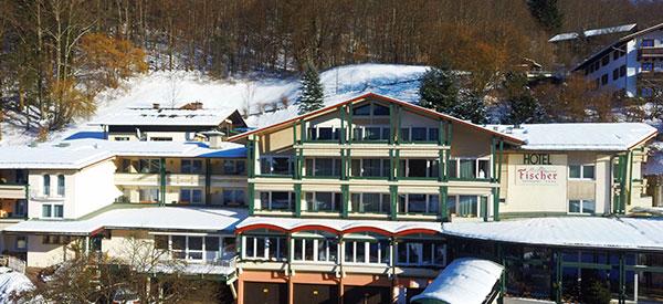 Urlaubsangebote im Alpenhotel Fischer