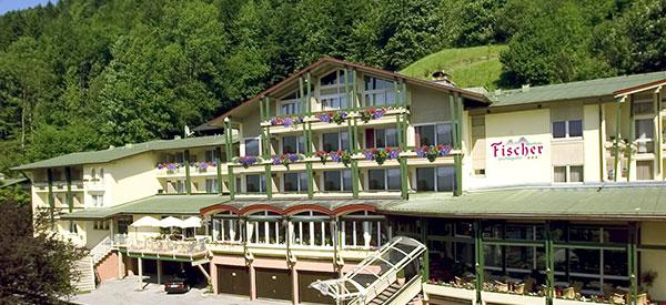Urlaub im Alpenhotel Fischer