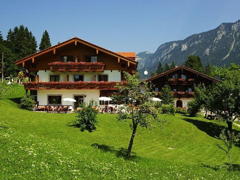 Alpenhotel Hundsreitlehen im Sommer