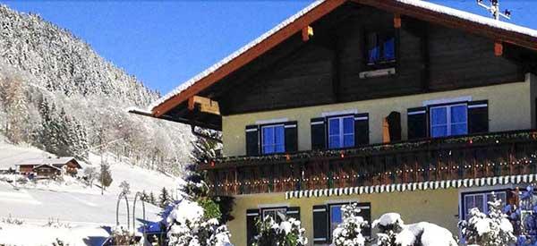 Urlaub im Alpenhotel Bergzauber