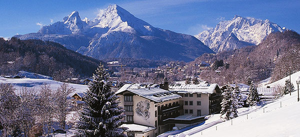 Urlaub im Alpen Hotel Seimler