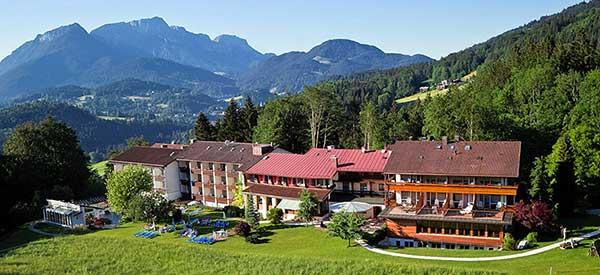 Urlaubsangebote im Hotel Alpenhof - Alm-&Wellnesshotel