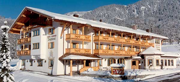 Urlaub im Hotel-Gasthof Bergheimat