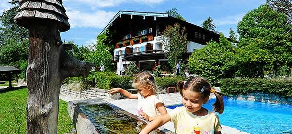 Urlaubsangebote im Stoll's Hotel Alpina
