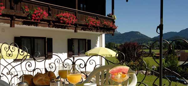 Urlaubsangebote im Ferienwohnung & Pension Berganemone