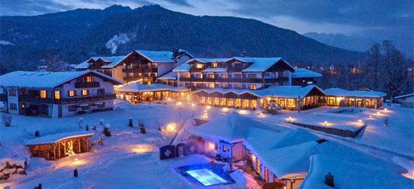Urlaub im Hotel Zechmeisterlehen