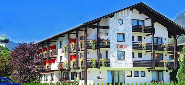Urlaubsangebote im Alpenhotel Brennerbascht