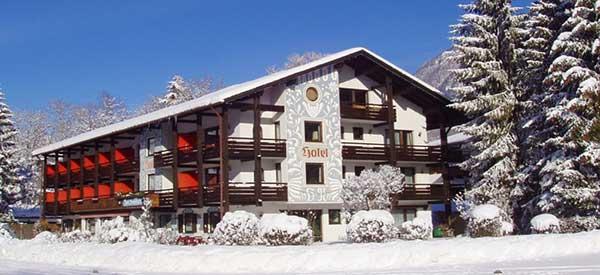 Urlaub im Alpenhotel Brennerbascht