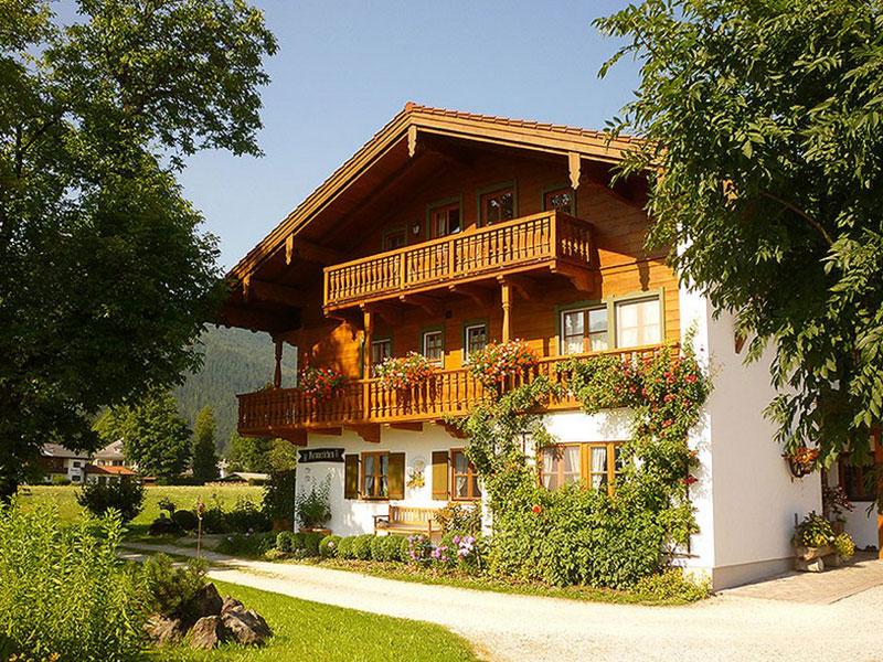 Ferienwohnung Gästehaus Rennerlehen im Sommer