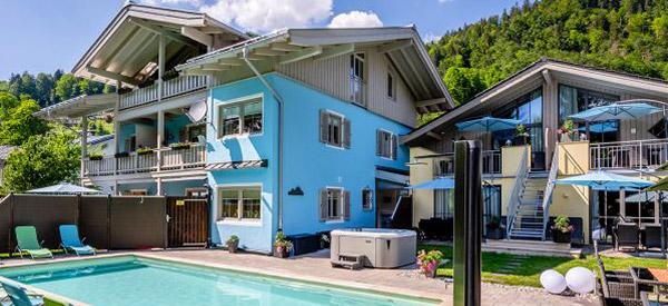 Urlaubsangebote im Ferienparadies Alpenglühn