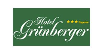 Hotel Grünberger Logo