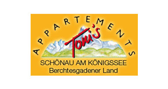 Tonis Appartements Logo