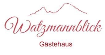 Gästehaus Watzmannblick Logo