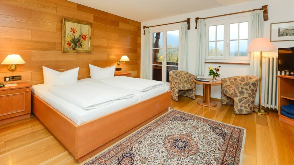 Stoll's Hotel Alpina Zimmer Kategorie A
