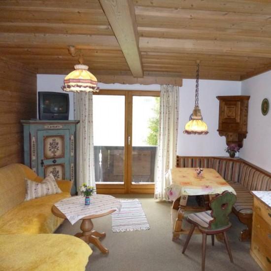 Toni's Appartement 1 Wohnzimmer