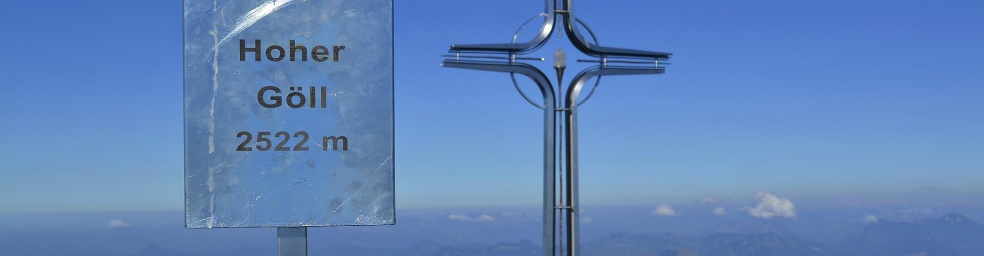 Bergsteigen im Berchtesgadener Land