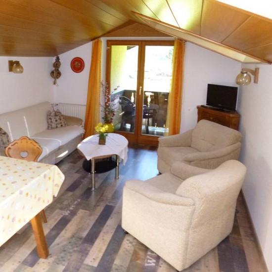 Toni's Appartement 2 Wohnzimmer