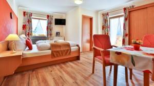 Gästehaus Heißenlehen Doppelzimmer Blaueis