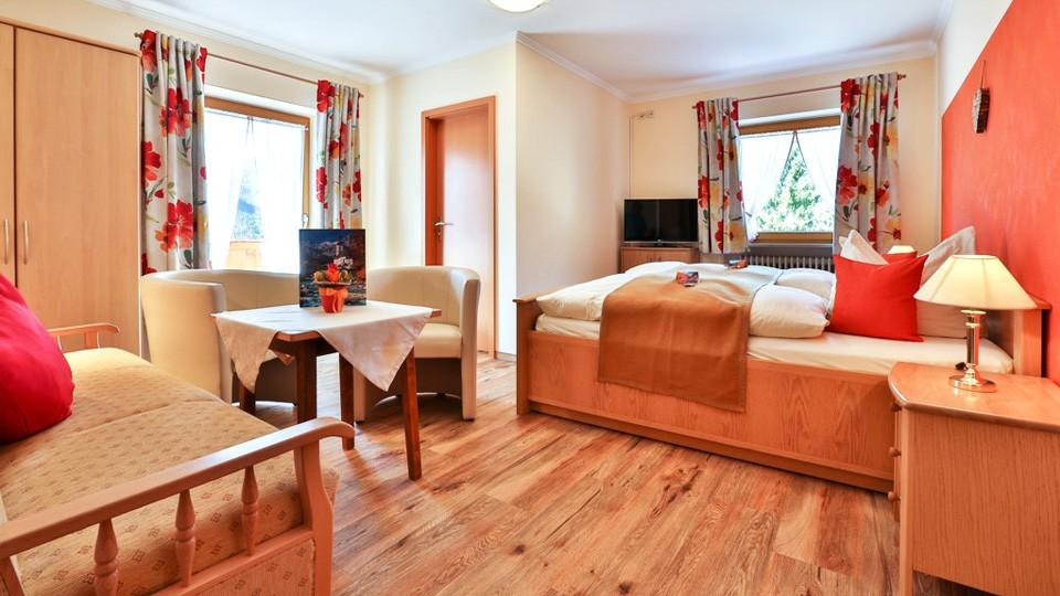 Gästehaus Heißenlehen Doppelzimmer Mordau