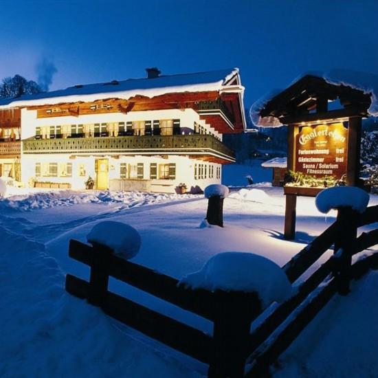Gästehaus Egglerlehen im Winter