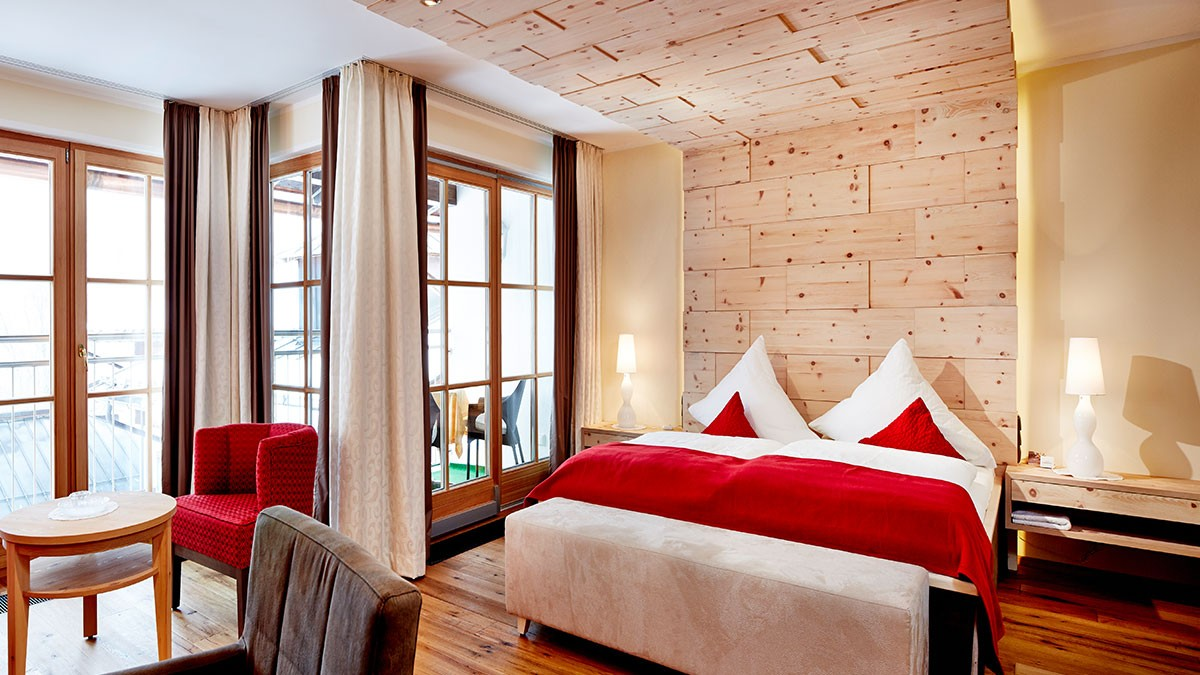 Alpenhotel Zechmeisterlehen-Zimmer