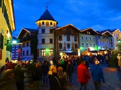 Berchtesgaden Advent Marktplatz