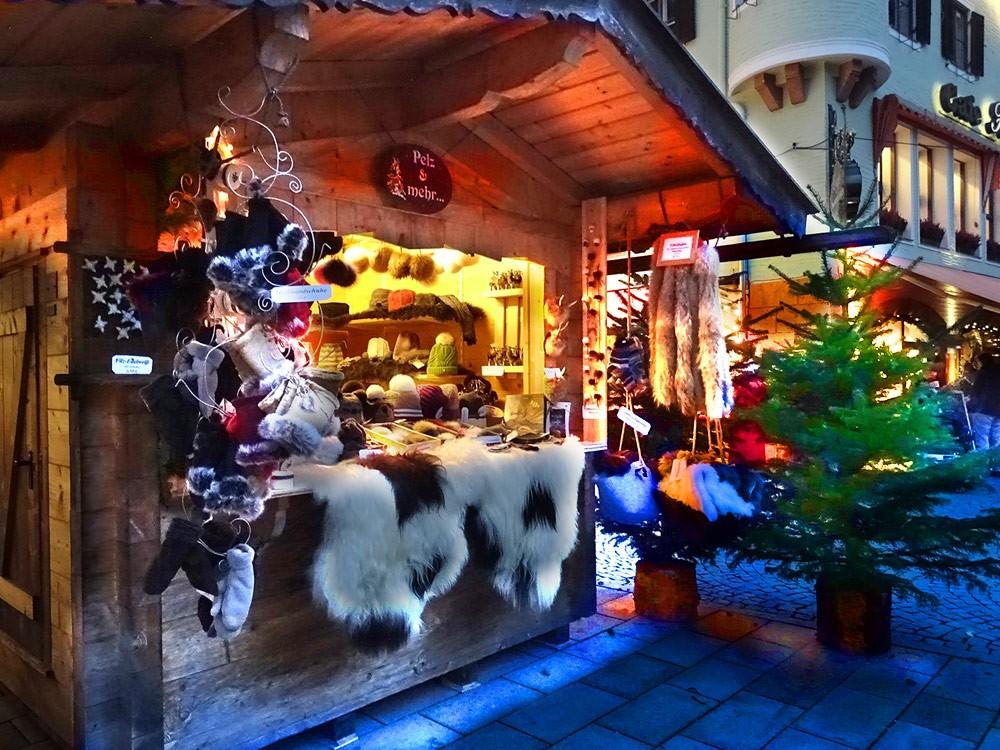 Berchtesgaden Advent Pelze