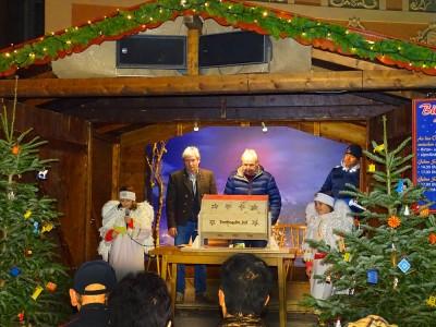 Berchtesgaden Advent Verlosung