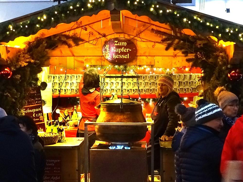 Berchtesgaden Advent zum Kupferkessel