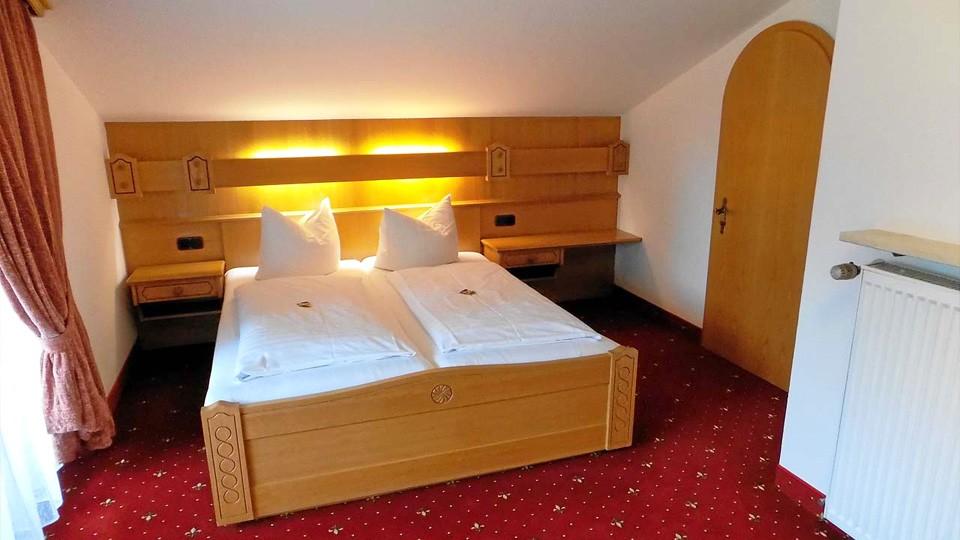 Alpenhotel Bergzauber Doppelzimmer Rossfeld