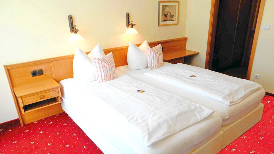 Alpenhotel Bergzauber Doppelzimmer Reiteralpe Komfort