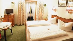 Alpenhotel Bergzauber Doppelzimmer Hochkalter