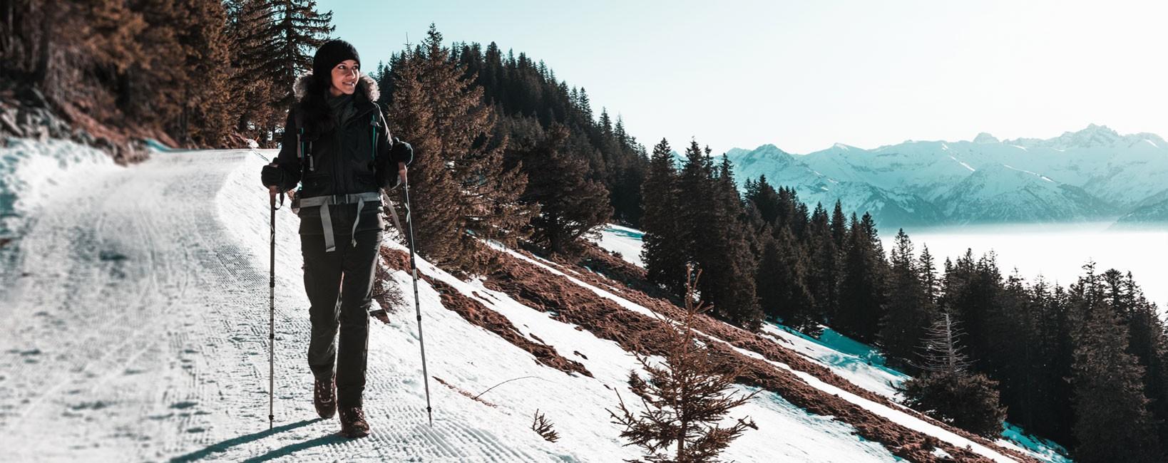 Wanderhotels & -gastgeber in Berchtesgaden - Winter