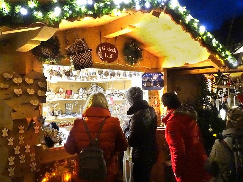 Berchtesgaden Advent Gsteck Ladl