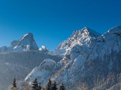 Gästehaus Pfingstlerlehen Panorama Winter