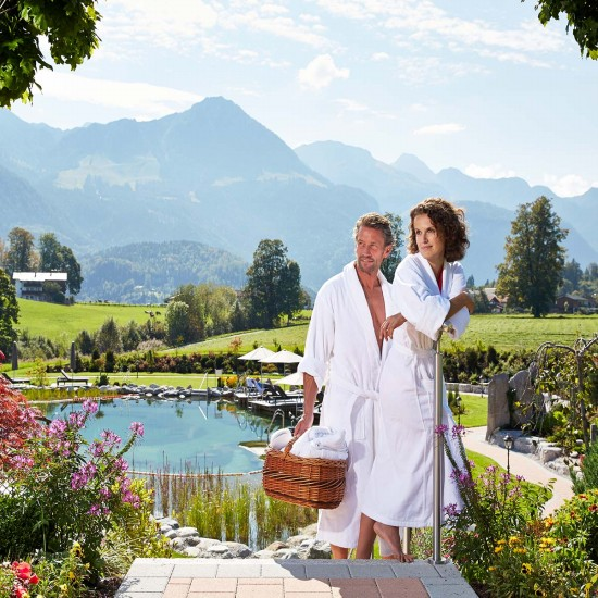 SPA im Alpenhotel Zechmeisterlehen