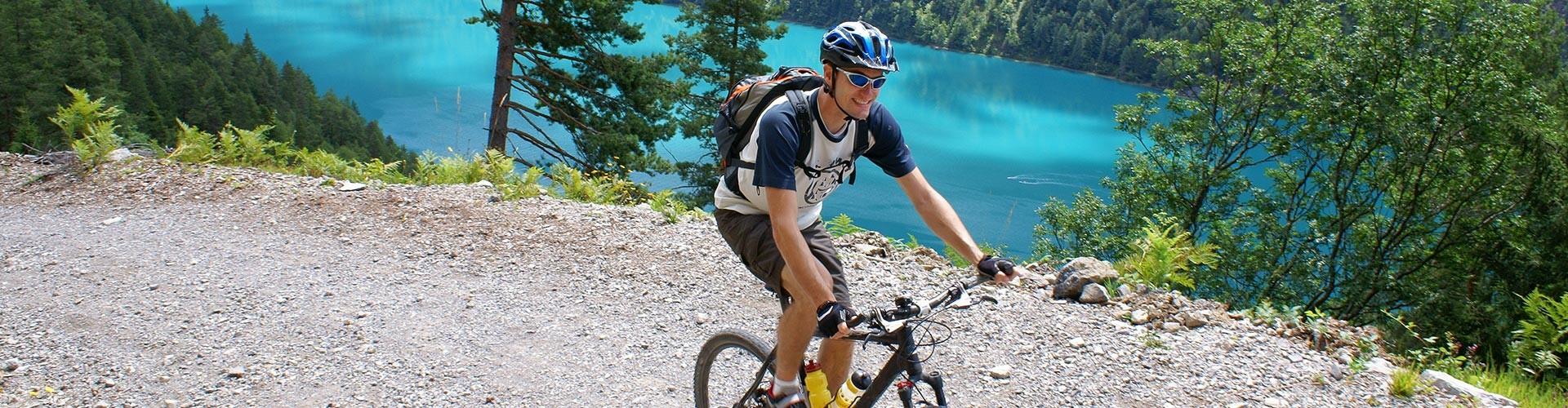 Mountainbike Urlaub in Berchtesgaden