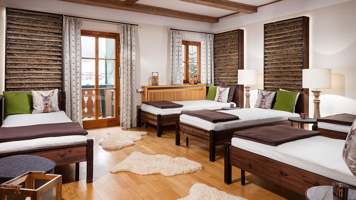 Hotel Rehlegg SPA Ruheraum