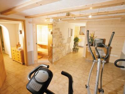 Gästehaus Pfingstlerlehen Wellnessbereich