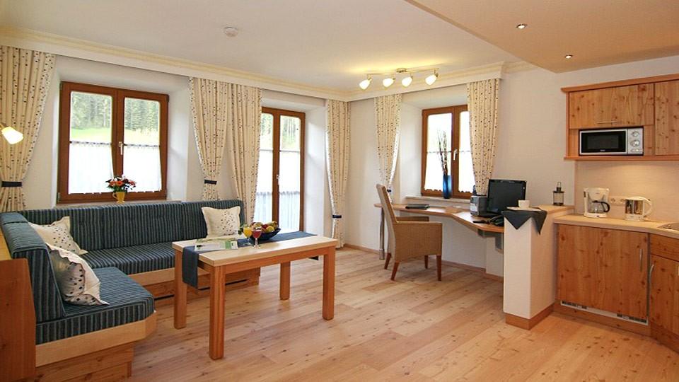 Gästehaus Steinberg Appartement Steinberg