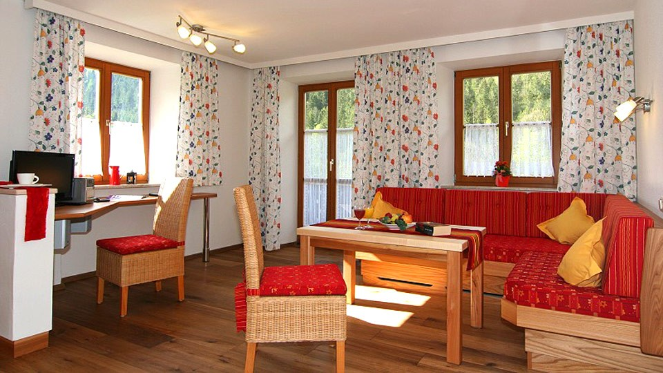 Gästehaus Steinberg Appartement Watzmann
