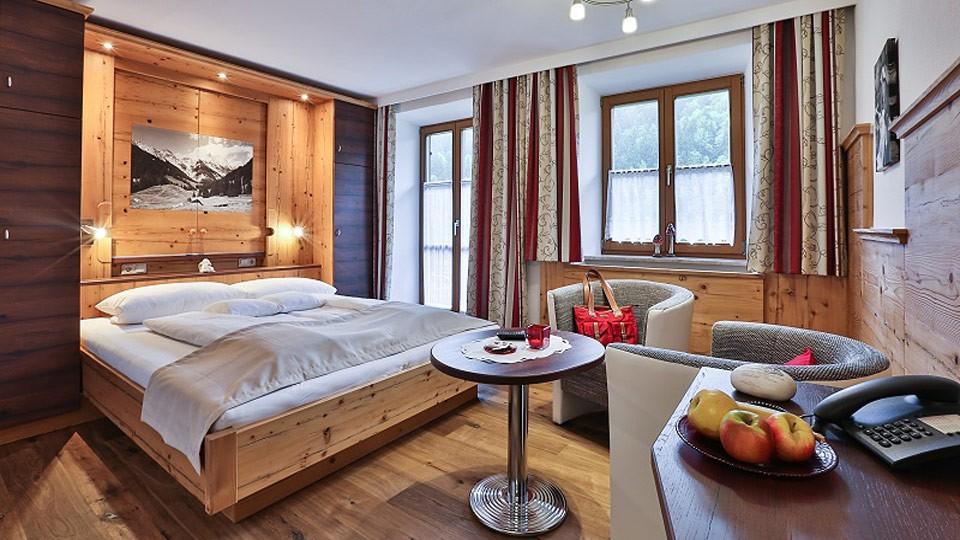 Gästehaus Steinberg Zimmer Grünstein
