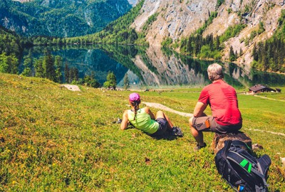 Kurzurlaub im Berchtesgadener Land