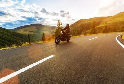 Motorradurlaub in den Berchtesgadener Alpen