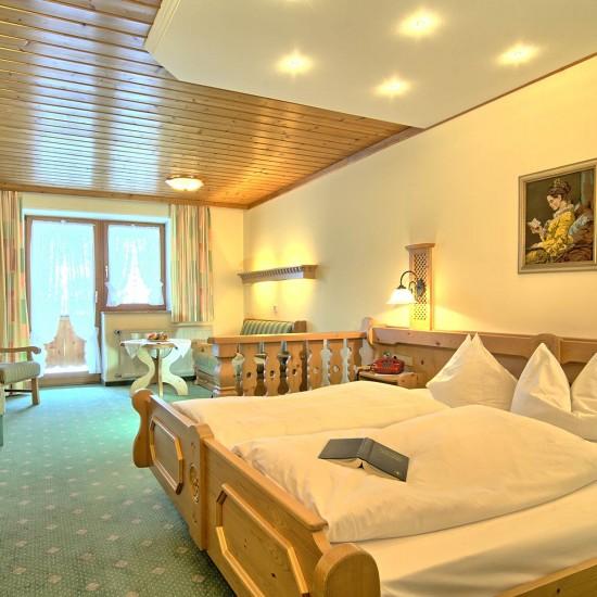 Zimmer im Hotel Bergheimat