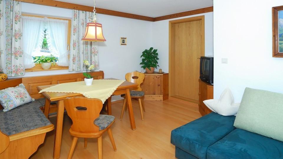 Appartement im Appartementhaus Grünberger