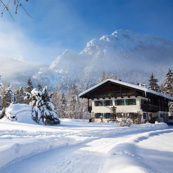 Winterurlaub im Pfingstlerlehen-Dependance Flinsenlehen