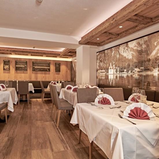Hotel Grünberger Restaurant
