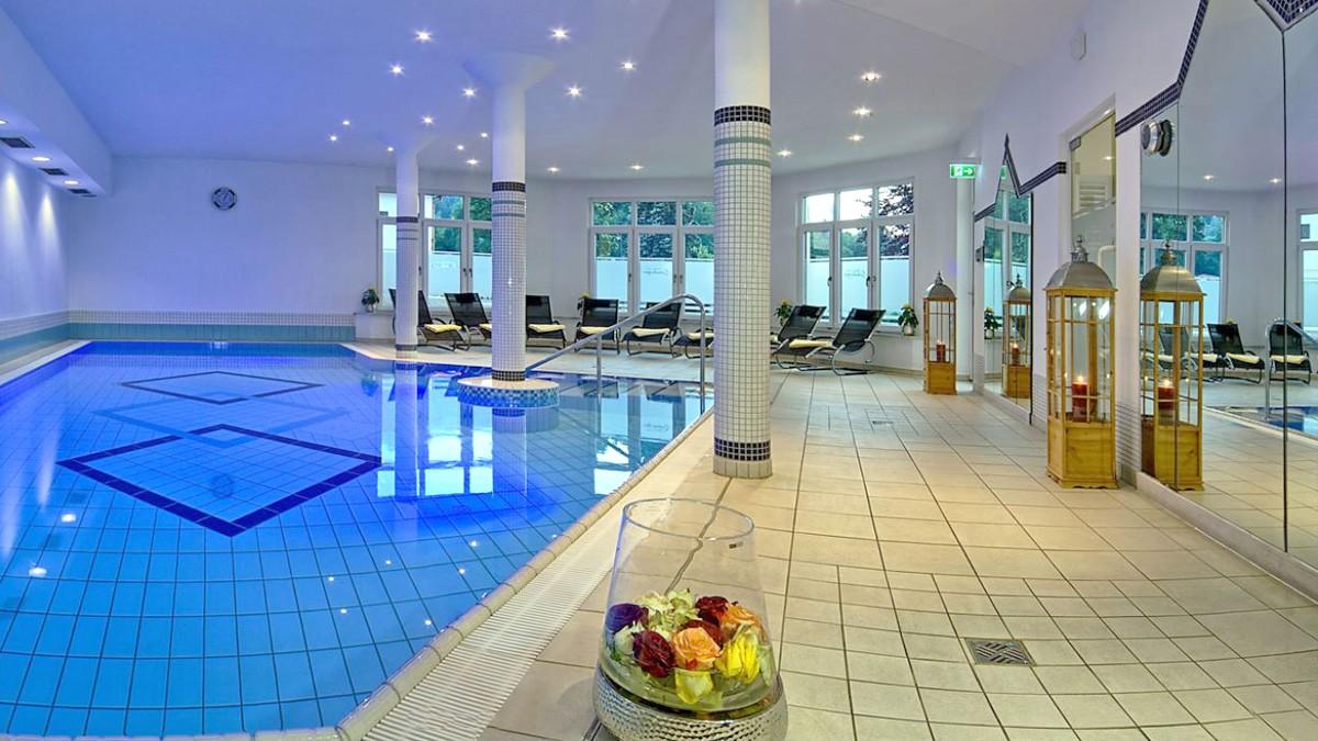 Hotel Grünberger Pool